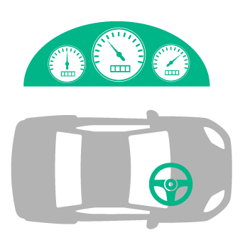 11. Dashboard & Steering Wheel