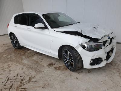 Image of 2019 BMW 1 SERIES 1 SERIES 1499cc Petrol 6SPD MAN RWD ESTATE