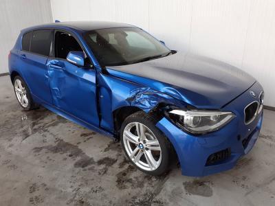 Image of 2014 BMW 1 SERIES 120D XDRIVE M SPORT 1995cc Diesel 6SPD MAN 4WD HATCHBACK