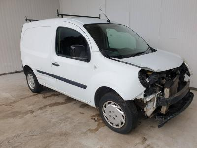 Image of 2012 RENAULT KANGOO 1461cc 1462cc Diesel 5SPD MAN FWD VAN