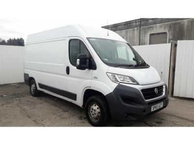 Image of 2015 FIAT DUCATO 35 H/R P/V MULTIJET 2287cc TURBO DIESEL MANUAL 6 Speed PANEL VAN