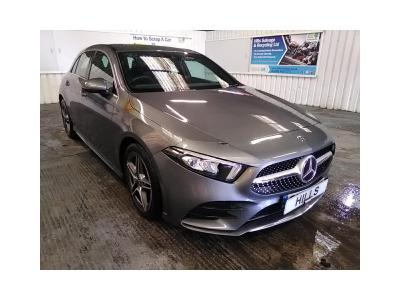 Image of 2018 MERCEDES A-CLASS A200 AMG LINE 1332cc TURBO Petrol Automatic 7 Speed 5 Door Hatchback