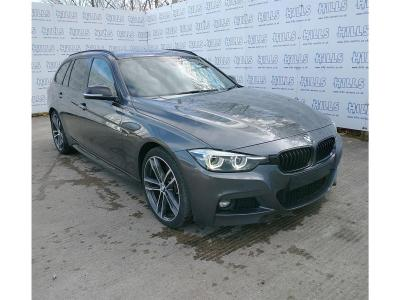 Image of 2019 BMW 3 Series 320D M SPORT SHADOW EDITION TO 1995cc TURBO Diesel Automatic 8 Speed ESTATE