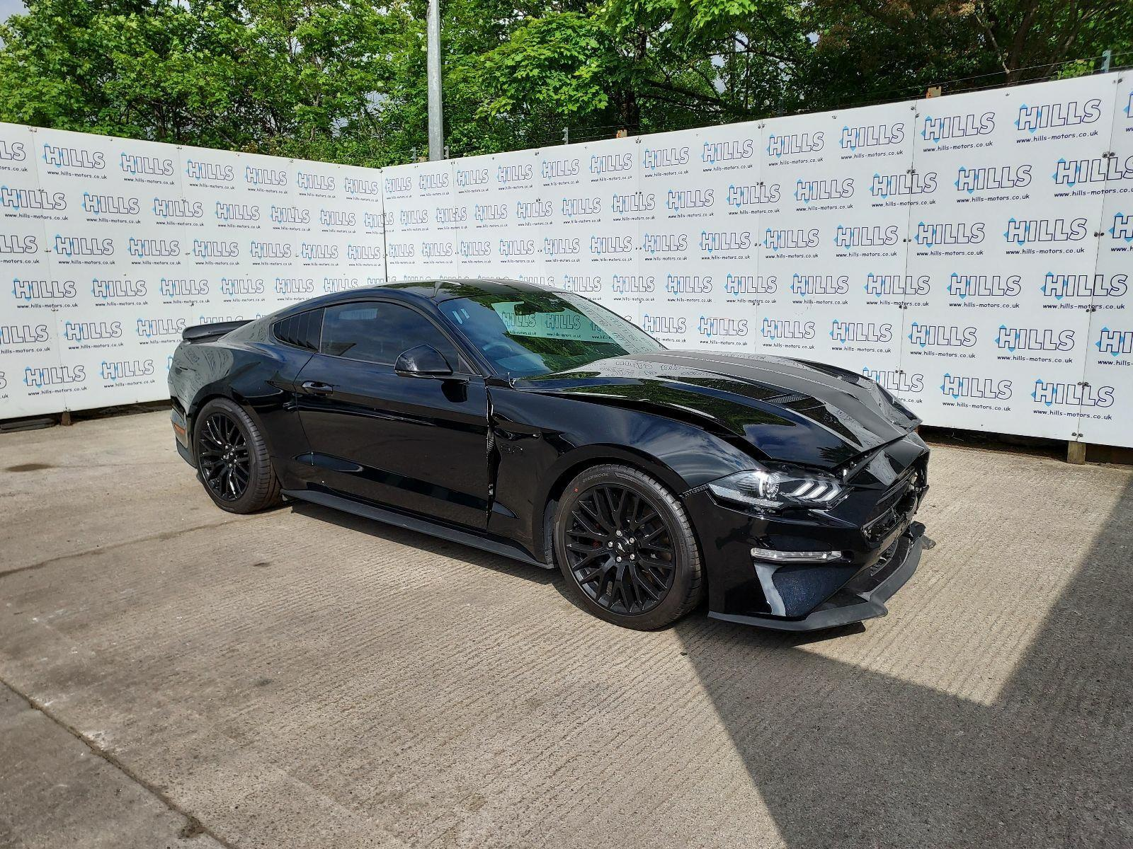 2019 Ford MUSTANG GT 4951cc Petrol Manual 6 Speed COUPE