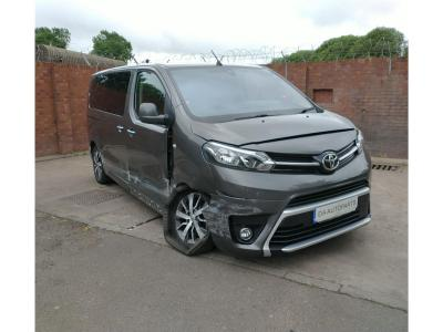 Image of 2019 Toyota PROACE VERSO D-4D L1 FAMILY 1997cc TURBO Diesel Automatic 6 Speed MPV (MULTI-PURPOSE VEHICLE)