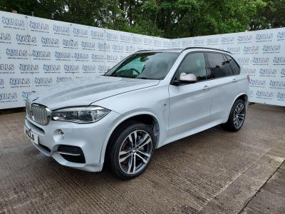 Image of 2015 BMW X5 M50D 2993cc TURBO Diesel Automatic 8 Speed ESTATE