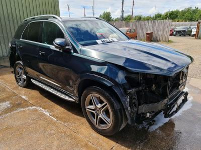 Image of 2020 MERCEDES GLE-CLASS GLE 350 D 4MATIC AMG LINE PREM 2925cc TURBO Diesel Automatic 9 Speed ESTATE