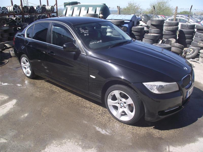 2011 BMW 3 SERIES 318D EXCLUSIVE EDITION 1995cc TURBO DIESEL MANUAL 6 Speed 4 DOOR SALOON