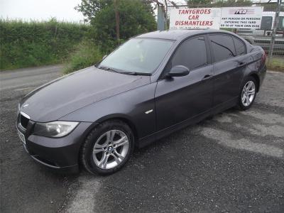 Image of 2007 BMW 3 SERIES 320D SE 1995cc TURBO DIESEL MANUAL 6 Speed 4 DOOR SALOON