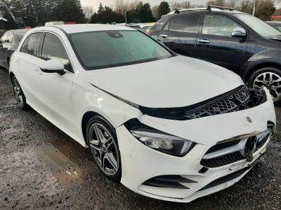 Image of 2019 MERCEDES A-CLASS A180 D AMG LINE PREMIUM 1461cc Turbo Diesel Automatic 7 Speed 5 Door Hatchback