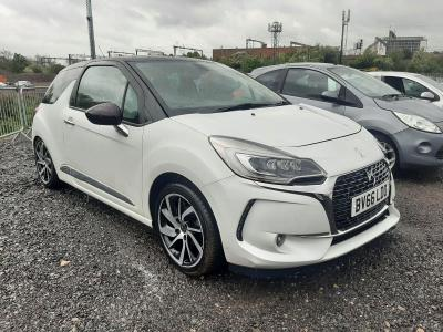Image of 2016 DS 3 PURETECH GIVENCHY LE MAKEUP S/ 1199cc Turbo Petrol Manual 5 Speed 3 Door Hatchback