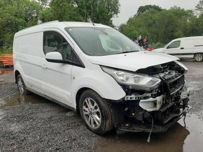 Image of 2018 FORD TRANSIT CONNECT 240 LIMITED TDCI 1499cc Turbo Diesel Manual 6 Speed PANEL VAN (INTEGRAL)