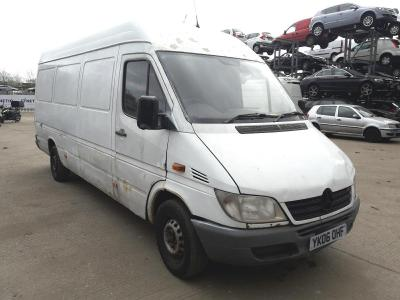 Image of 2006 MERCEDES SPRINTER 311 CDI LWB 2148cc TURBO PANEL VAN