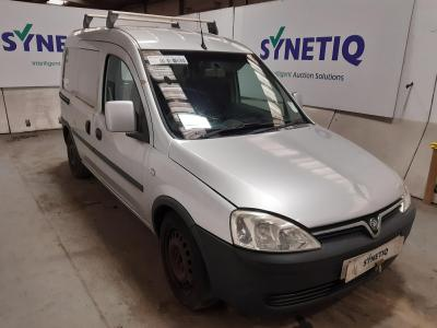 Image of 2007 VAUXHALL COMBO 2000 CDTI CREWVAN A/C SWB H/C 1686cc TURBO CAR DERIVED VAN