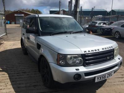 Image of 2006 LAND ROVER RANGE ROVER SPORT TDV6 HSE 2720cc TURBO DIESEL AUTOMATIC 6 Speed 5 DOOR ESTATE