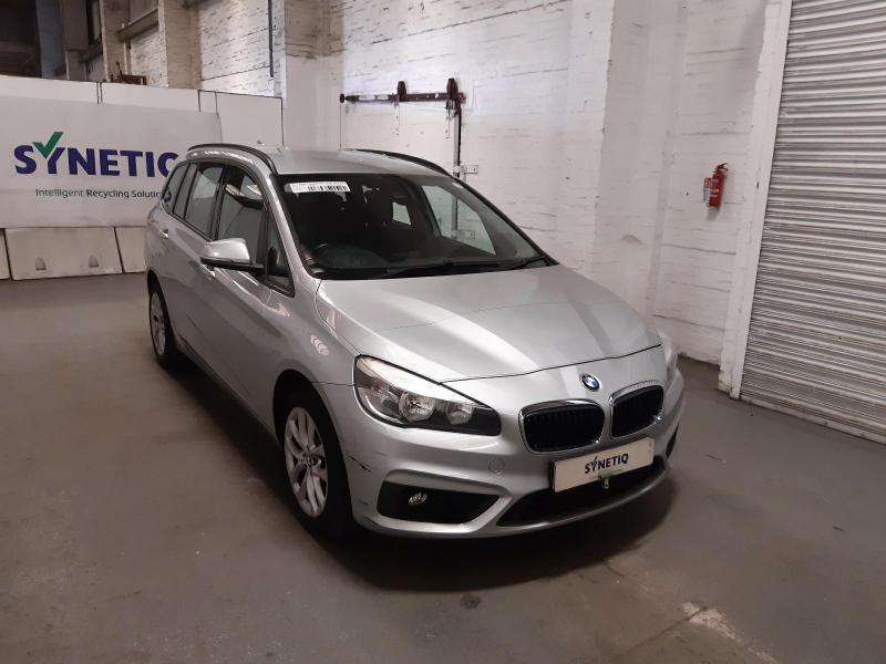 2017 BMW 2 SERIES 218I SE GRAN TOURER 1499cc TURBO PETROL MANUAL 5 DOOR MPV