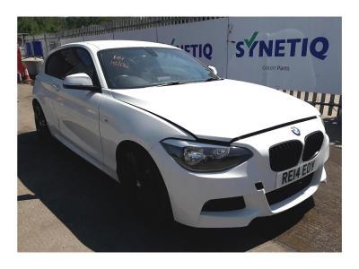 Image of 2014 BMW 1 SERIES 118D M SPORT 1995cc TURBO 3 DOOR HATCHBACK