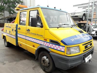 Image of 1998 IVECO DAILY 4910 CRC DAY 2798cc TURBO DIESEL