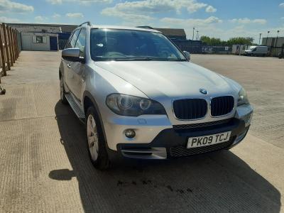 Image of 2009 BMW X5 D SE 2993cc TURBO DIESEL AUTOMATIC 6 Speed 5 DOOR ESTATE