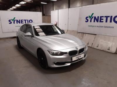 Image of 2012 BMW 3 SERIES 320D LUXURY 1995cc TURBO DIESEL AUTOMATIC 8 Speed 4 DOOR SALOON