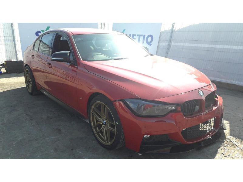 2013 BMW 3 SERIES 330D M SPORT 2993cc TURBO 4 DOOR SALOON