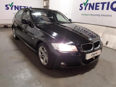 Image of 2010 BMW 3 SERIES 320D ES 1995cc TURBO DIESEL MANUAL 4 DOOR SALOON
