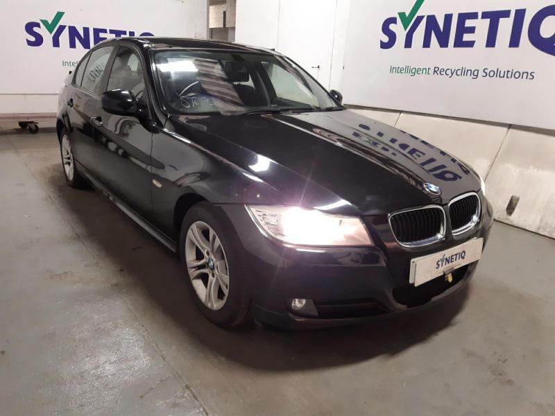 2010 BMW 3 SERIES 320D ES 1995cc TURBO DIESEL MANUAL 4 DOOR SALOON