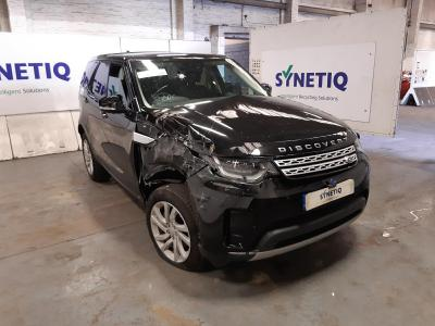 2020 LAND ROVER DISCOVERY SD4 HSE