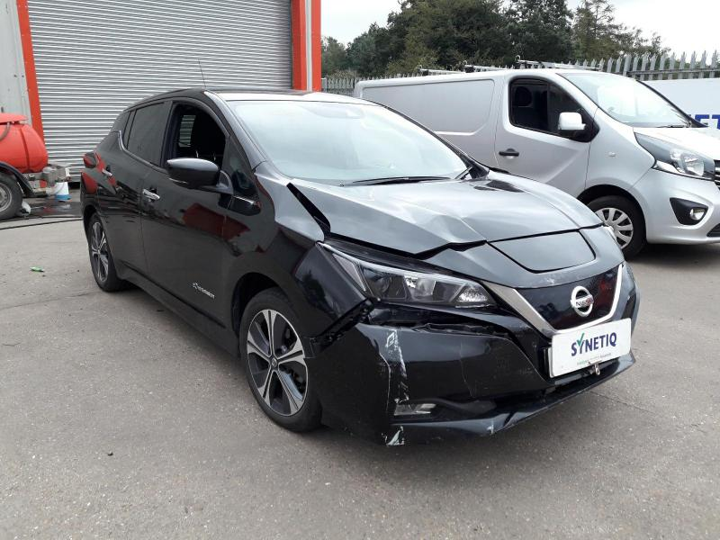 2018 NISSAN LEAF LAUNCH EDITION ELECTRIC AUTOMATIC 1 Speed 5 DOOR HATCHBACK
