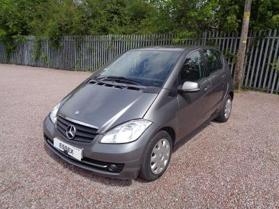 Image of 2010 Mercedes A-Class A180 CDi Classic SE 1991cc Turbo Diesel CVT 1 Speed Hatchback
