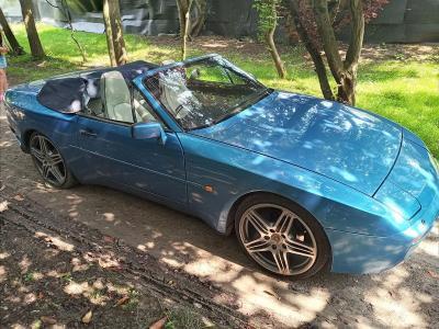 Image of 1991 PORSCHE 944 S2 16V 2990cc Petrol 5SPD MAN RWD CONVERTIBLE