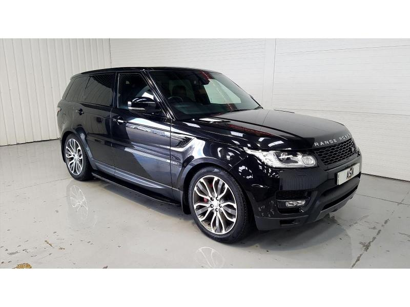 2015 Land Rover Range Rover HSE Dynamic SDV6 4WD 2993cc Turbo Diesel Automatic 8 Speed 5 Door Estate