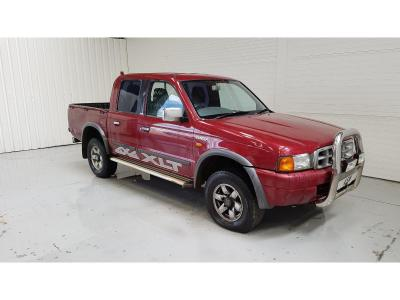 2002 Ford Ranger Double Cab XLT 4WD