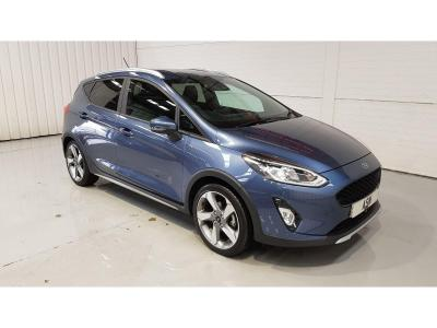 2020 Ford Fiesta Active X Edition Turbo