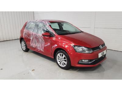 Image of 2015 Volkswagen Polo SE TSI BMT 1197cc Turbo Petrol Automatic 7 Speed 5 Door Hatchback