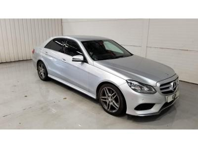 Image of 2015 Mercedes-Benz E Class E250 AMG LIne CDi 2143cc Turbo Diesel Automatic 7 Speed 4 Door Saloon