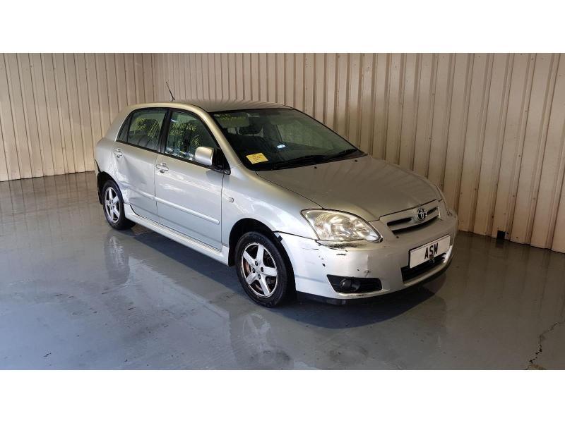 2005 Toyota Corolla T3 1598cc Petrol Automatic 4 Speed 5 Door Hatchback
