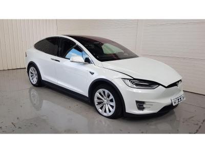 2019 Tesla Model-X 100D