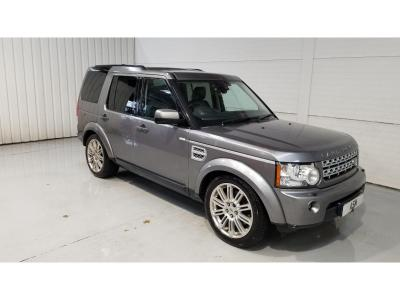 Image of 2011 Land Rover Discovery HSE 2993cc Turbo Diesel Automatic 6 Speed 5 Door 4x4