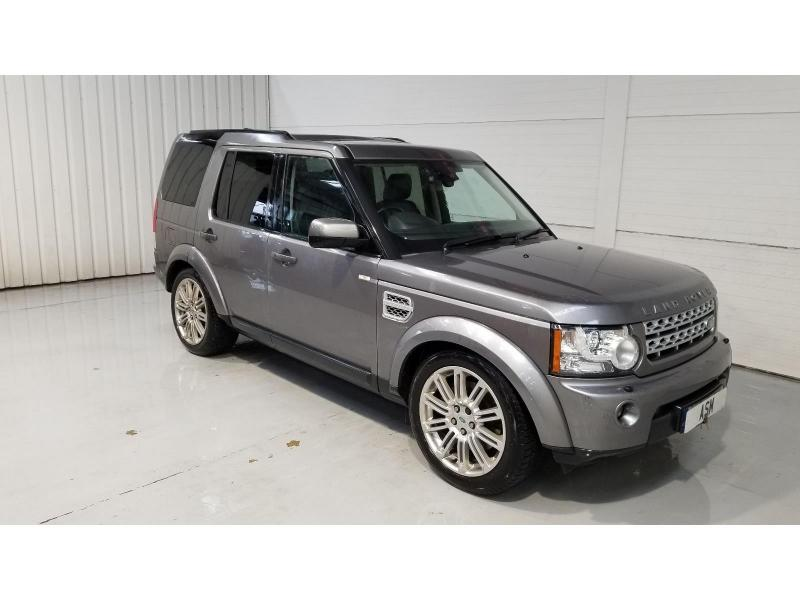 2011 Land Rover Discovery HSE 2993cc Turbo Diesel Automatic 6 Speed 5 Door 4x4