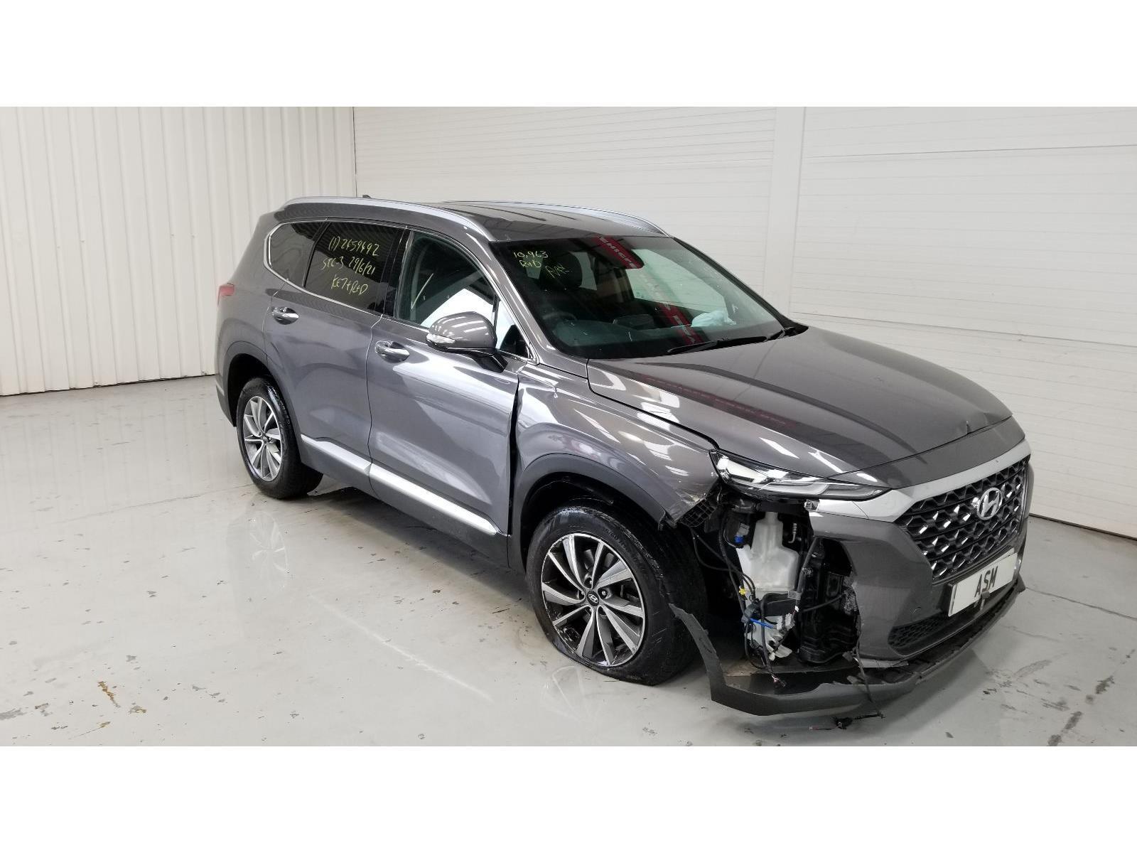 2020 Hyundai Santa Fe CRDI PREMIUM 2199cc Turbo Diesel Automatic 8 Speed 5 Door Estate