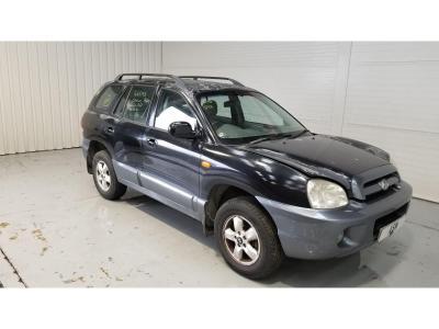 Image of 2005 Hyundai Santa Fe V6 CDX 2656cc Petrol Automatic 5 Speed 5 Door 4x4