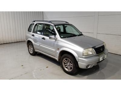 Image of 2002 Suzuki Grand Vitara 1995cc Petrol Automatic 4 Speed 5 Door 4x4