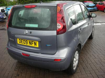 Image of 2009 Nissan Note Acenta 1386cc Petrol Manual Mpv