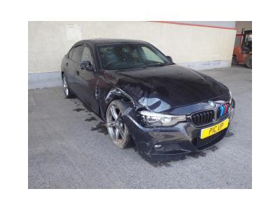 Image of 2013 BMW 3 SERIES 320D M SPORT 1995cc TURBO DIESEL MANUAL 4 DOOR SALOON