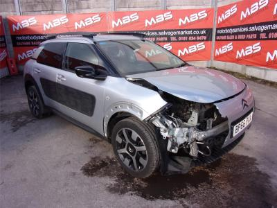 Image of 2016 CITROEN C4 CACTUS PURETECH FLAIR 1199cc PETROL MANUAL 5 Speed 5 DOOR HATCHBACK