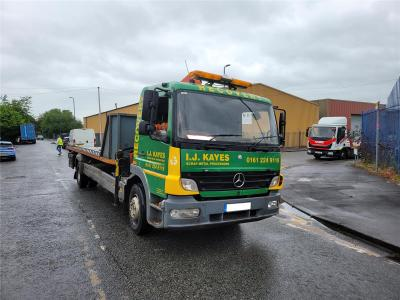 Image of 2007 MERCEDES ATEGO 1522 DAY 4800cc TURBO DIESEL RECOVERY UNIT