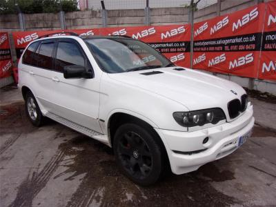 Image of 2002 BMW X5 D SPORT 2926cc TURBO DIESEL AUTOMATIC 5 Speed Estate