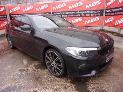 2019 BMW 5 SERIES 530E M SPORT