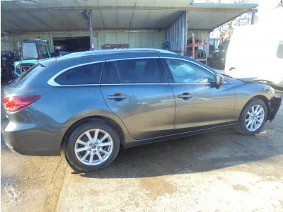 Image of 2017 Mazda 6 D Se-l Nav 2191cc Turbo Diesel Manual 6 Speed 6 Estate